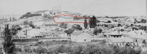 grajdurile Mitropoliei