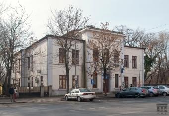 Casa Teodor Asan, str. Stirbei Vodă nr. 37 (februarie 2019).