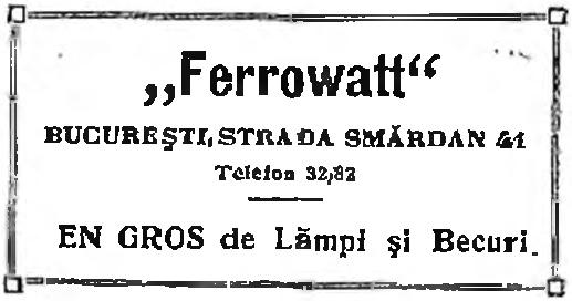 Ferrowatt